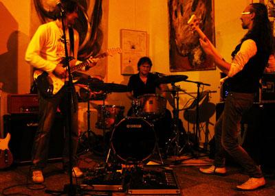 Axel M Trio